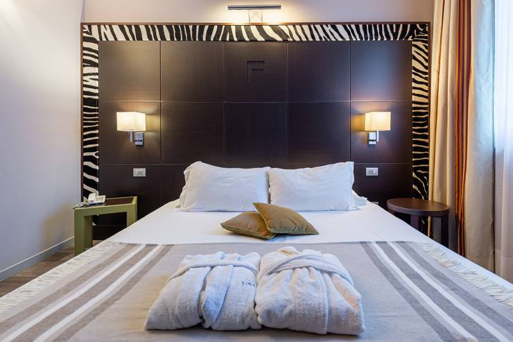Executive double room first hotel malpensa**** milano-malpensa