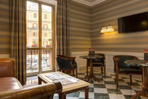 Tv room hotel mascagni**** rome