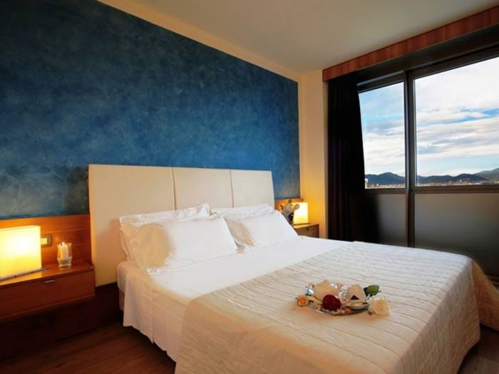 Standard double room hotel galilei**** pisa