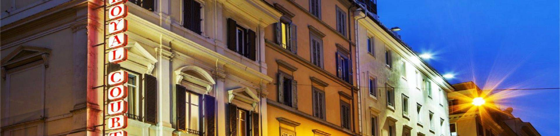 Space Hotels - ROMA -