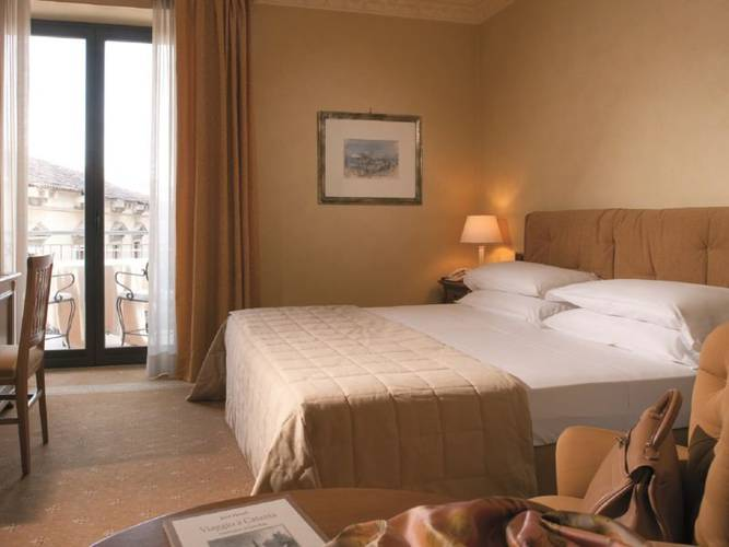Superior room katane palace hotel**** catania