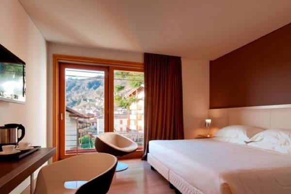 Camera exclusive Hotel Milano Alpen Resort Meeting & SPA**** a CASTIONE DELLA PRESOLANA