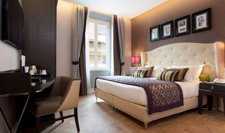 Comfort double room hotel spadai**** florence