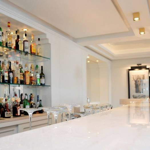 Lounge bar grand hotel oriente**** naples