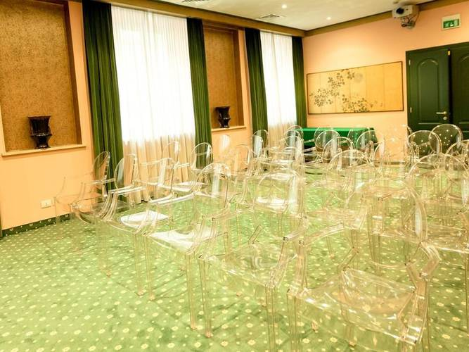 Meeting room hotel victoria**** turin