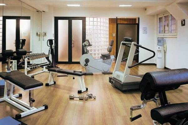 Fitness centre hotel londra**** florence