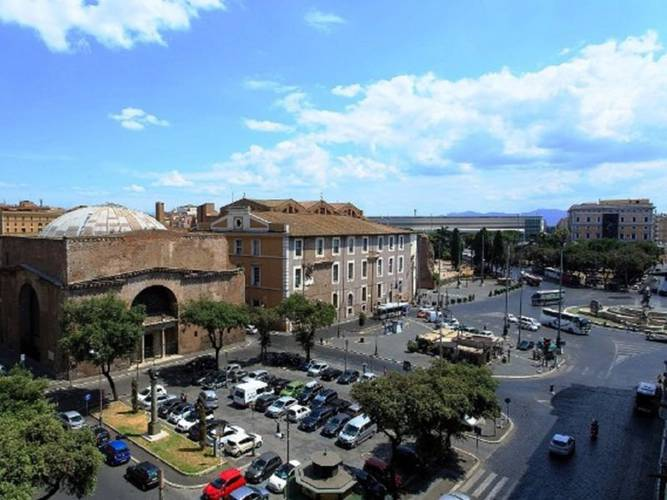 Panoramic view mascagni luxury rooms & suites**** rome