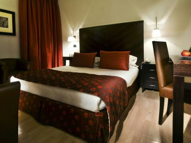 Superior twin room hotel ariston**** rome