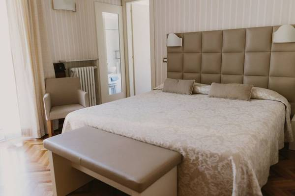 Standard double room Hotel Metropole & Santa Margherita**** in SANTA MARGHERITA LIGURE