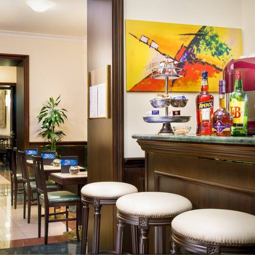 Bar hotel diocleziano**** rome