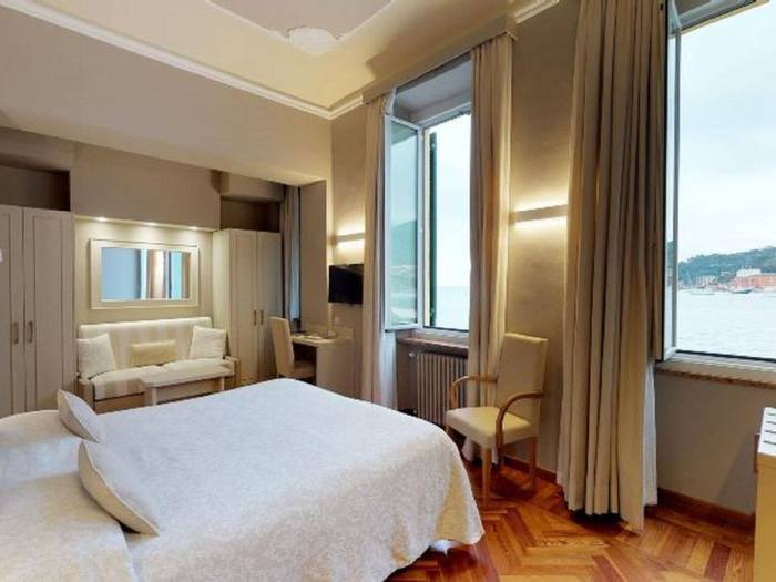 Junior suite tripla hotel metropole & santa margherita**** santa margherita ligure