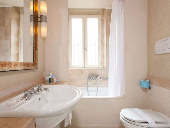Classic single room hotel stendhal**** rome