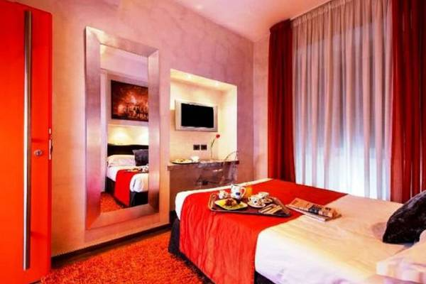 Executive single room Hotel Ariston**** in ROME