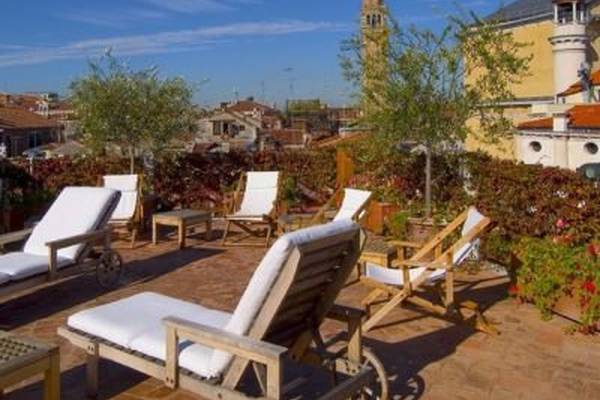 Terrazza hotel saturnia & international**** venezia