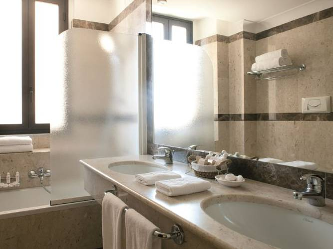 Double room katane palace hotel**** catania