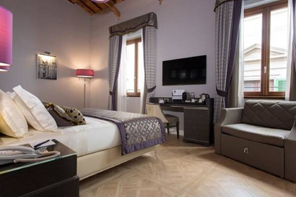 Deluxe double room Hotel Spadai**** in FLORENCE