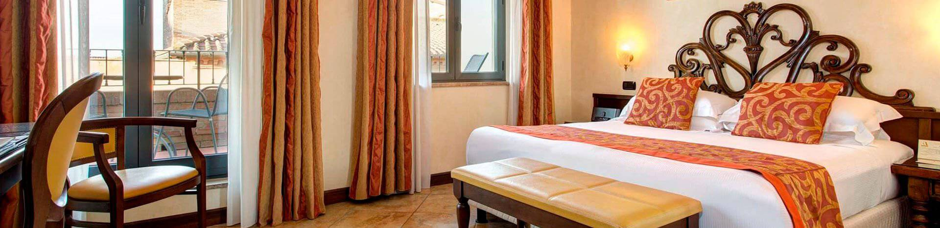Space Hotels - SIENA -