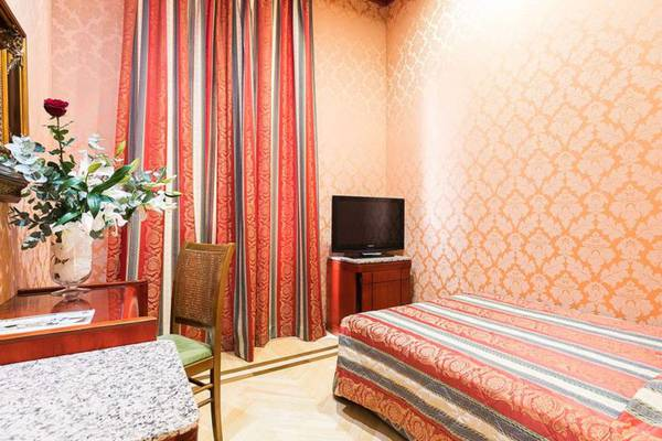 Classic single room Hotel Galles*** in ROME