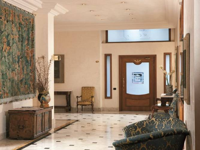 Hall katane palace hotel**** catania