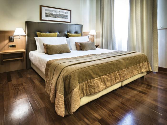 Business double room hotel dei cavalieri milano duomo****