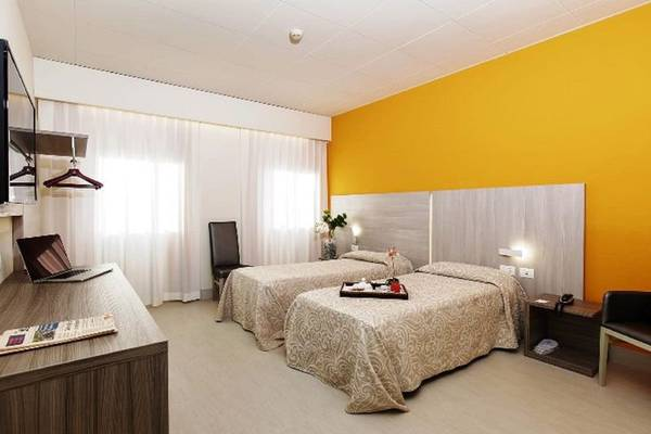 Comfort room with double or twin beds Alfa Fiera Hotel**** in VICENZA