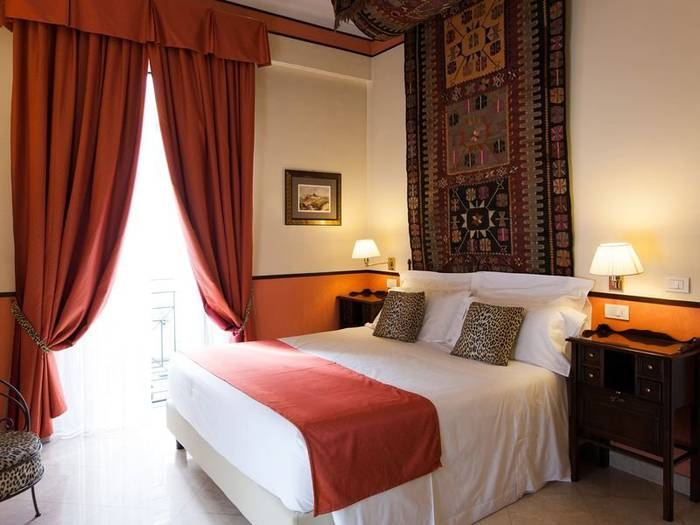 Superior double room hotel victoria**** turin