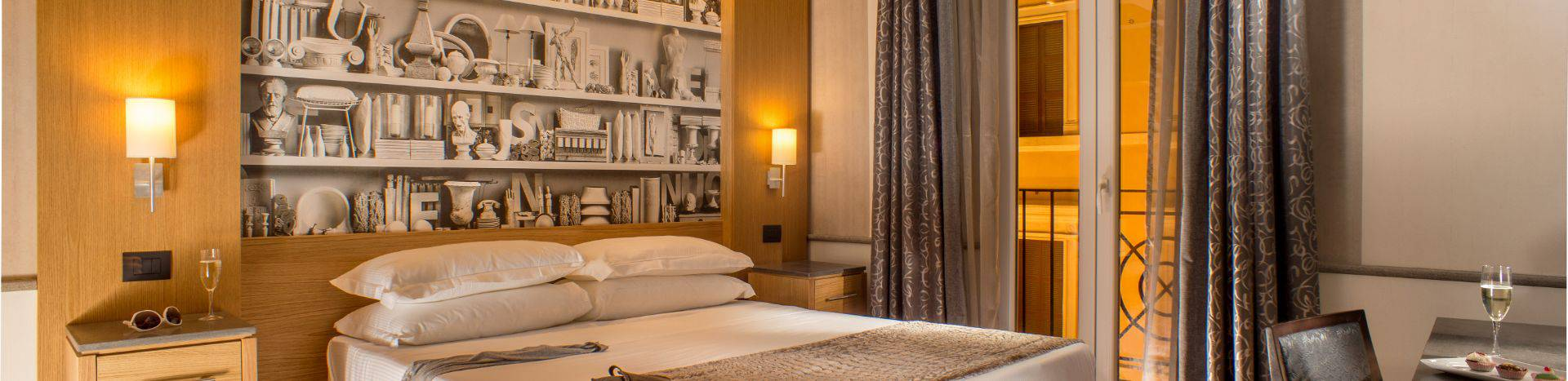 Space Hotels - ROME -