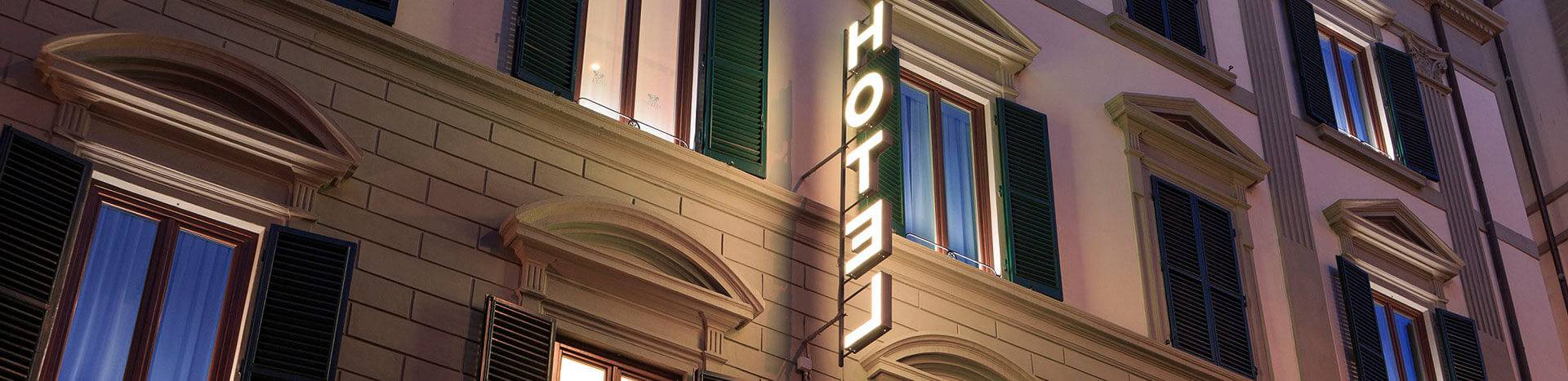 Space Hotels - FIRENZE -