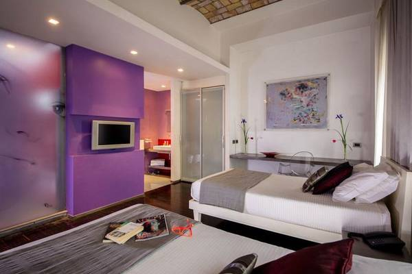 Executive quadruple room Hotel Ariston**** in ROME