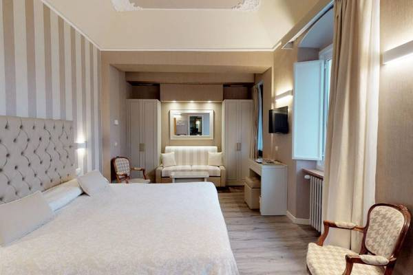 Junior Suite Hotel Metropole & Santa Margherita**** in SANTA MARGHERITA LIGURE