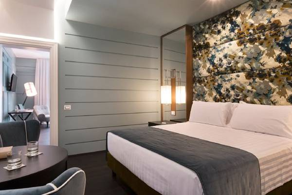 Family room Stendhal Luxury Suites**** in ROME