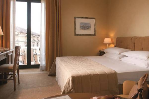 Superior double room Katane Palace Hotel**** in CATANIA