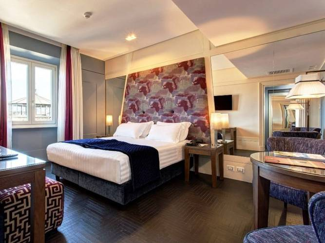 Double room mascagni luxury rooms & suites**** rome