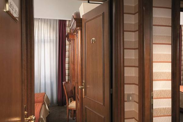 Classic quadruple room Hotel Mascagni**** in ROME