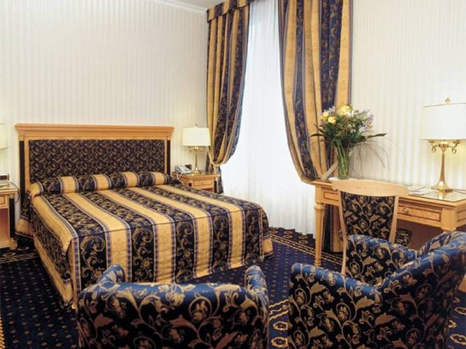 Superior room andreola central hotel**** milan