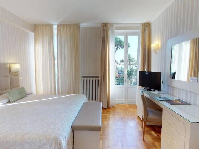 Double room hotel metropole & santa margherita**** santa margherita ligure