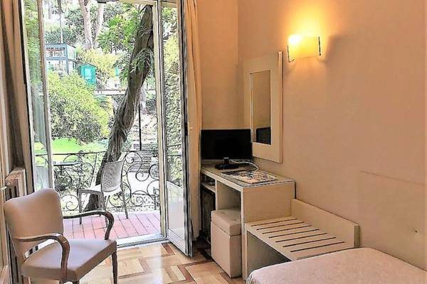 Standard single room Hotel Metropole & Santa Margherita**** in SANTA MARGHERITA LIGURE