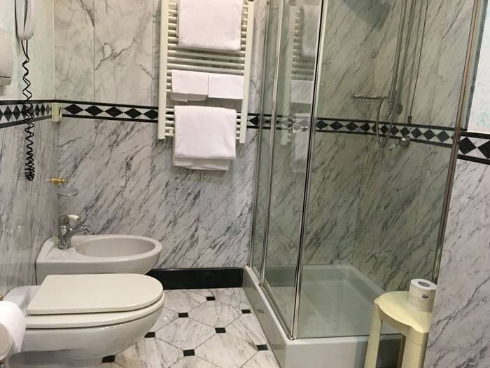 Classic double room andreola central hotel**** milan