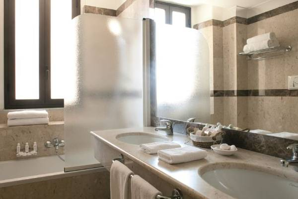 Standard double room Katane Palace Hotel**** in CATANIA