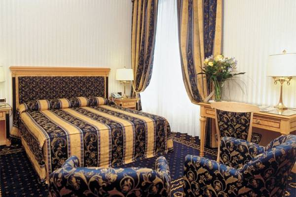 Superior double room for single use Andreola Central Hotel**** in MILAN