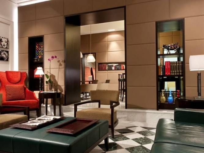 Reception hotel mascagni**** rome