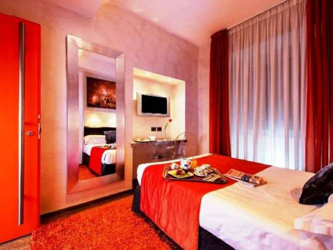 Camera executive singola hotel ariston**** roma