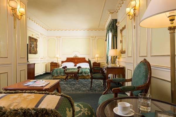 Junior Suite Grand Hotel Vanvitelli**** in CASERTA