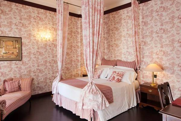 Classic Queen single room french bed Hotel Victoria**** in TURIN