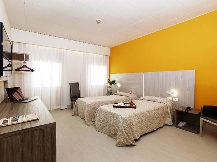 Comfort room with double or twin beds alfa fiera hotel**** vicenza