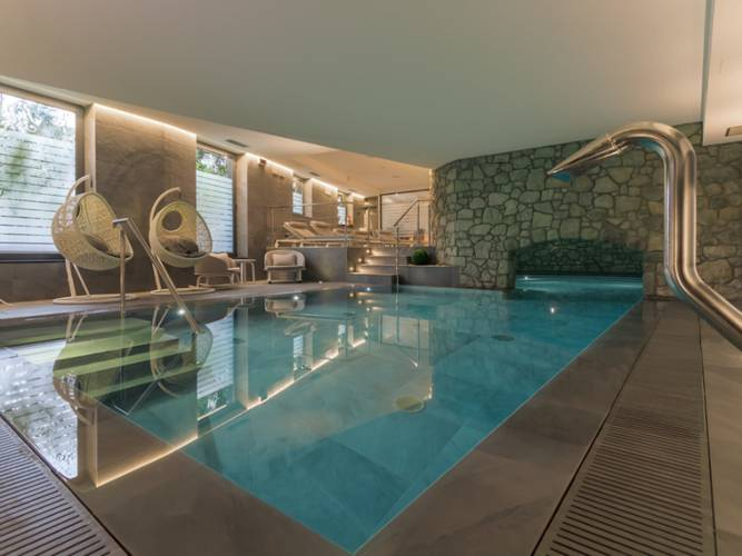Indoor swimming pool hotel metropole & santa margherita**** santa margherita ligure