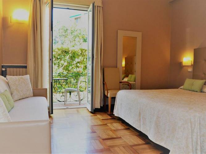 Triple room hotel metropole & santa margherita**** santa margherita ligure