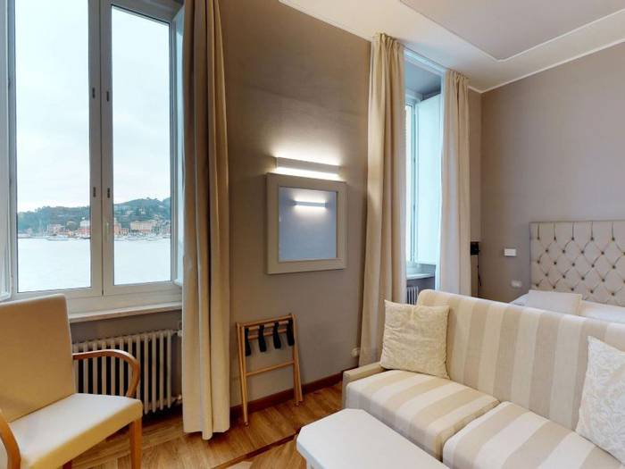 Junior suite quadrupla hotel metropole & santa margherita**** santa margherita ligure
