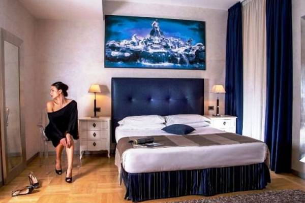 Executive double room Hotel Ariston**** in ROME