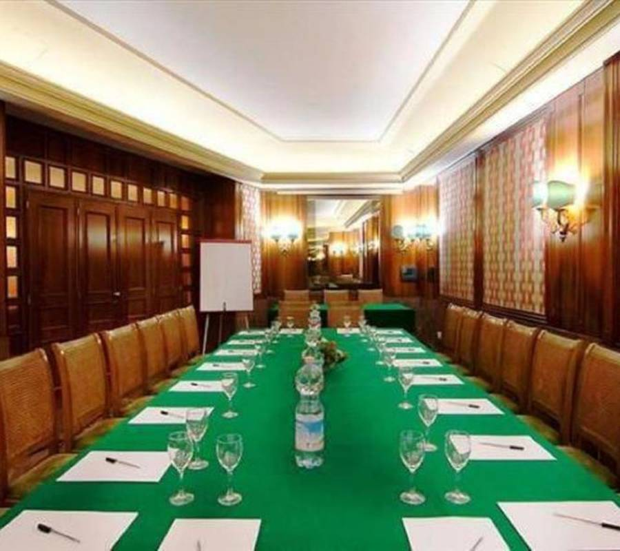 Meeting room hotel galles*** rome